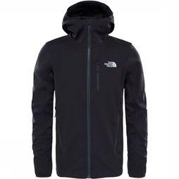 The North Face Softshell Tansa Windwall black