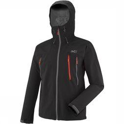 Millet Softshell K Shield Zwart