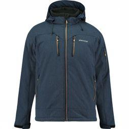Ayacucho Softshell Powder Marineblauw