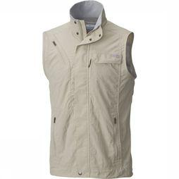 Columbia Gilet Silver Ridge Brun Sable