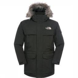The North Face Mcmurdo Parka Zwart