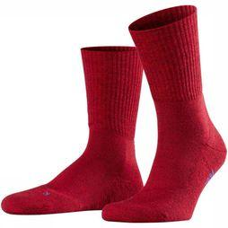 Falke Sock Walkie Light Unisex mid red