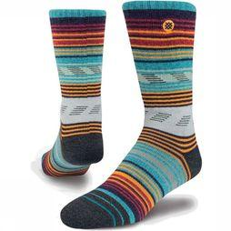 Stance Sock Outdoor Men red/blue