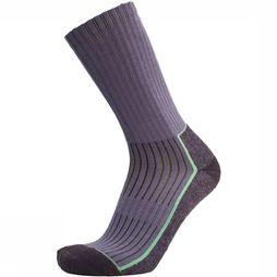 UphillSport Sock Saana light blue/dark blue
