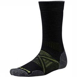 Smartwool Kous Phd Outdoor Medium Crew Zwart