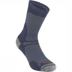 Bridgedale Sock Hike Merino Endurance Ultra Light T2 Marine