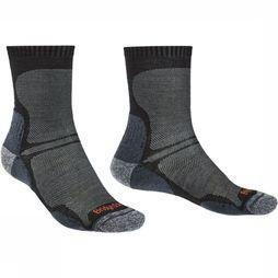 Bridgedale Sock Hike Merino Endurance Ultra Light T2 black