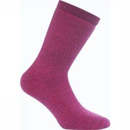 Woolpower Sock Classic 400 (warm everyday sock) mid pink