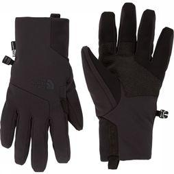 The North Face Handschoen Apex + Etip Zwart