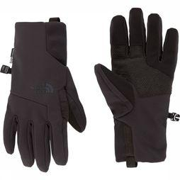 The North Face Handschoen Apex Etip Zwart