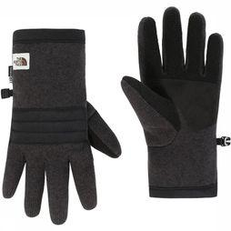 The North Face Handschoen Gordon Lyons E-Tip Donkergrijs