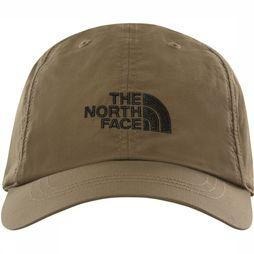 The North Face Casquette Horzion Ball Kaki Moyen