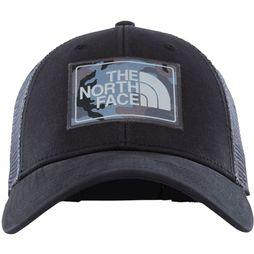 The North Face Casquette Mudder Trucker Noir/Assortiment