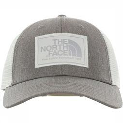 The North Face Cap Mudder Trucker mid grey/light grey