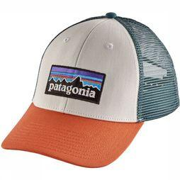 Patagonia Cap Logo Lopro Trucker orange/green
