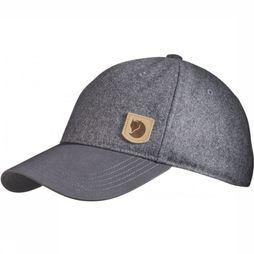 Fjällräven Cap Greenland Wool dark grey