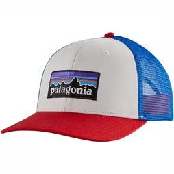 Patagonia Pet Logo Trucker Wit/Assortiment