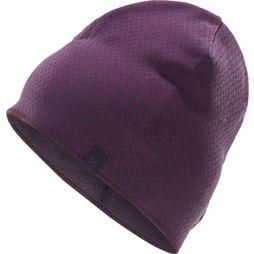 Haglöfs Bonnet Fanatic Print purple/light purple