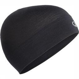 Icebreaker Chase Beanie Noir/Exceptions