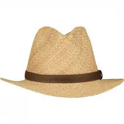 Ayacucho Hat Straw brown