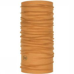 Buff Lightweight Merino Wool Solid Camel