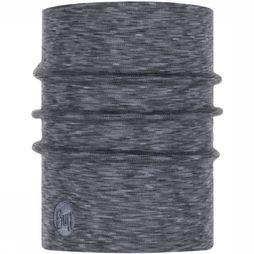 Buff Buff Heavyweight Merino Wool Fog Grey Multi Lichtgrijs Mengeling