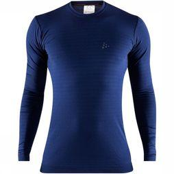 Craft Underwear Warm Comfort Ls M Marine