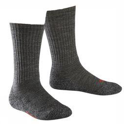 Falke Sock Active Kids Warm mid grey/blue