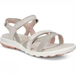 Ecco Sandal Cruise II light grey/mid grey