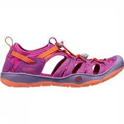 Keen Sandal Moxie dark pink/orange