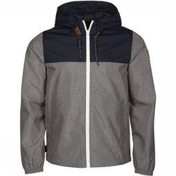 Element Coat Alder Light 2T Light Grey Mixture/Dark Blue