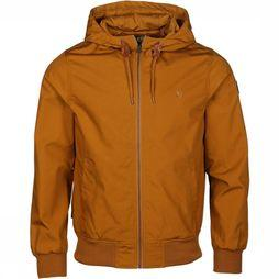 Element Manteau Dulcey Light Chameau