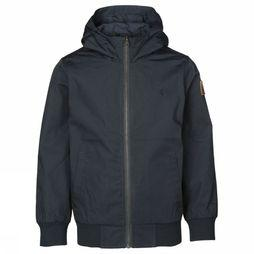 Element Manteau Dulcey Light Bleu Foncé