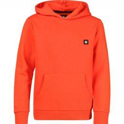 Element Pullover 92 Boy Po orange