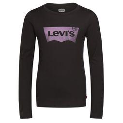 Levi's Kids T-Shirt Ls Color Shift Batwing Noir