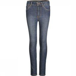 Levi's Kids Jeans 721 High Rise Skinny jeans/Jeansblauw