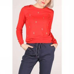 Grace&Mila Pullover Skitty mid red