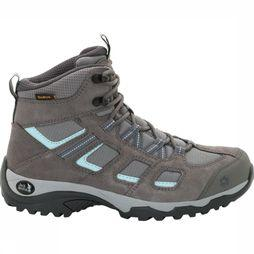 Jack Wolfskin Shoe Vojo Hike 2 Texapore Mid dark brown/sand