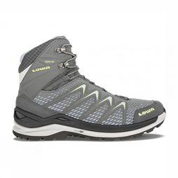 Lowa Shoe Innox Pro Gore-Tex light grey/light green