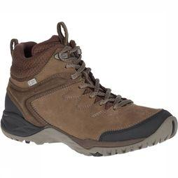 Merrell Shoe Siren Traveller Q2 Mid dark brown