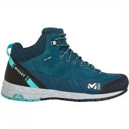 Millet Shoe Amuri Dryedge Approach mid blue