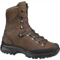 Hanwag Shoe Brenner Wide Gore-Tex mid brown