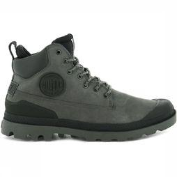 Palladium Shoe Outsider WP+ light grey