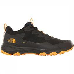 The North Face Shoe Ultra Fp III Gore-Tex black/orange