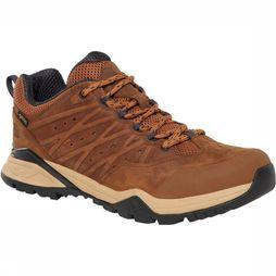 The North Face Schoen Hedgehog Hike II Gore-Tex Men Middenbruin