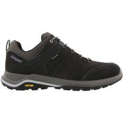 Grisport Shoe Bozen Low WP black