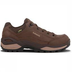 Lowa Shoe Renegade IV Gore-Tex dark brown