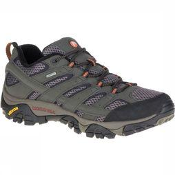 Merrell Shoe Moab 2 Gore-Tex dark grey