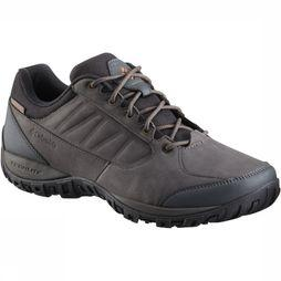Columbia Schoen Ruckel Ridge Plus Waterproof Donkergrijs