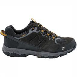Jack Wolfskin Shoe Mtn Attack 6 Texapore Low dark grey/yellow